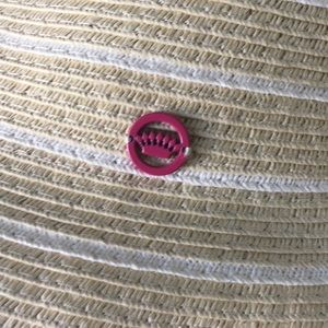 Juicy Couture Accessories - Juicy couture summer hat